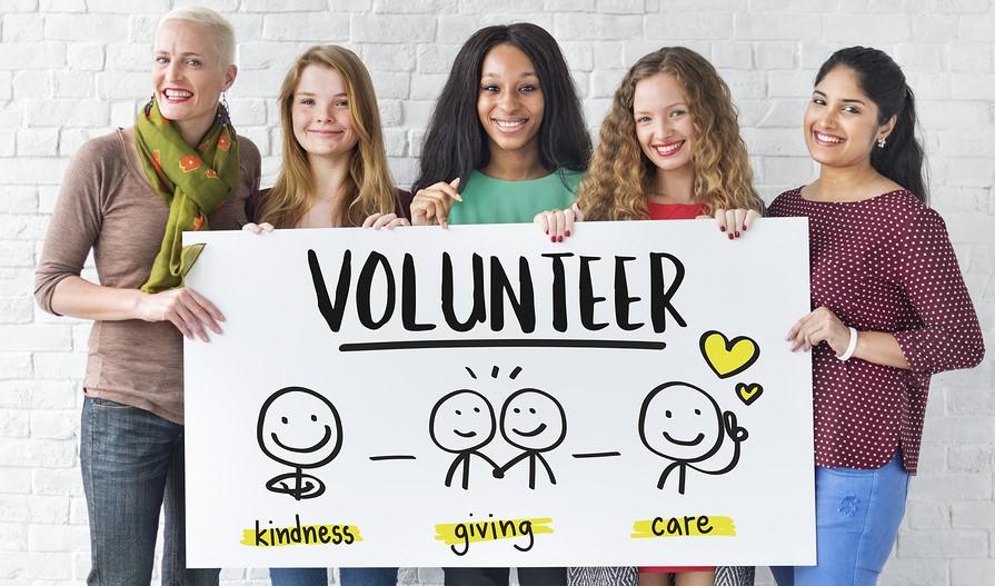 Volunteer with VOSAP